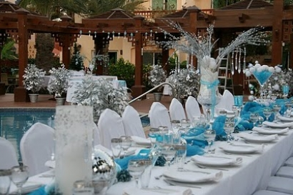 Winter Wonderland Decorating Ideas Party Theme