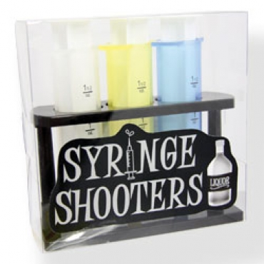 Alcohol Jelly Syringe Shooterz