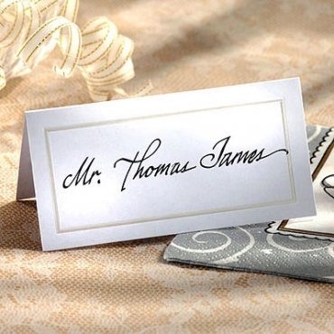 Place Cards ( 50 )