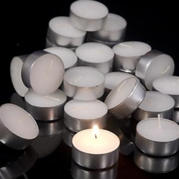 Tea Light candles - 25 per pack