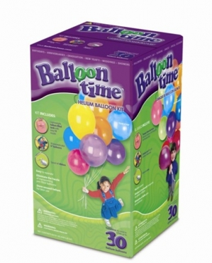 Helium Tank and Balloon Kit