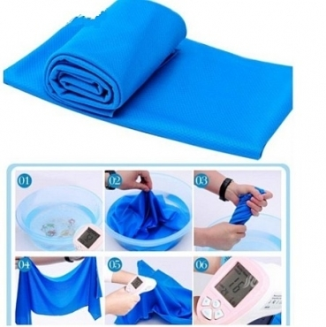 5 Pack Instant Icy Cooling Towel
