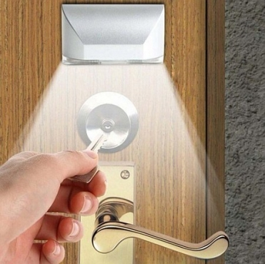 Wireless Door Key Motion Light