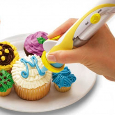 Battery Powered Frosting Pen