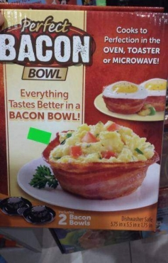 Bacon Bowl Maker