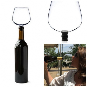 The Wine Funnel Glass