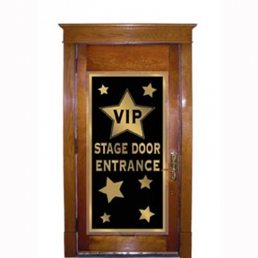 VIP Stage Door Decoration